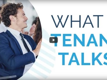 "What is ""Tenant Talks""?"